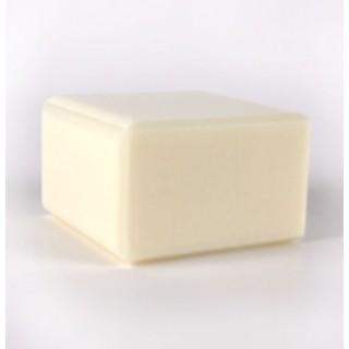 Βάση σαπουνιού γλυκερίνης λευκή 1kg